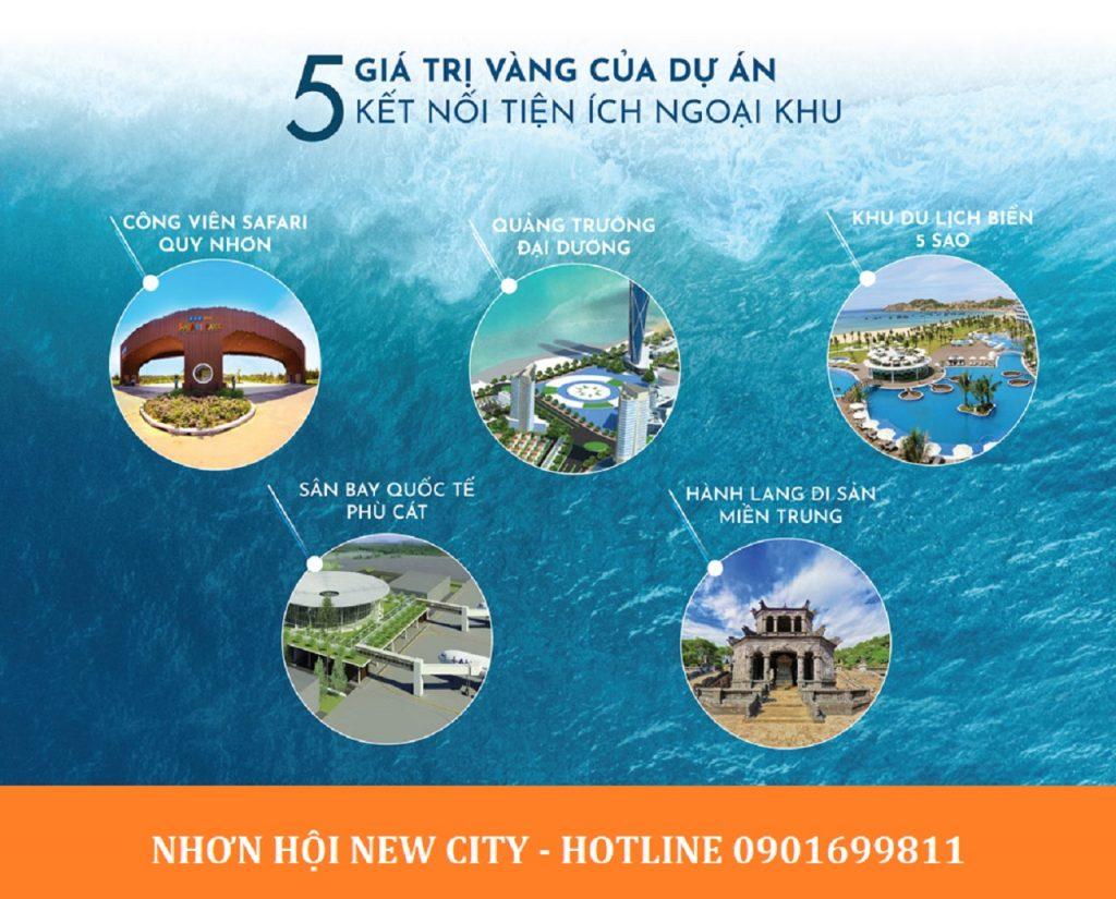 TIEN ICH NHON HOI NEW CITY