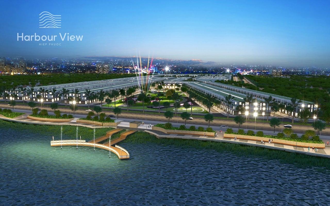 Hiep Phuoc Harbour View; du an Hiep Phuoc Harbour View; dat nen Hiep Phuoc Harbour View