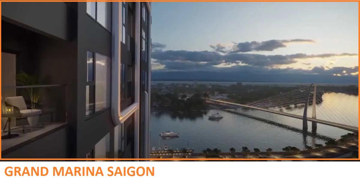 Căn hộ Grand Marina View Sông Sài Gòn