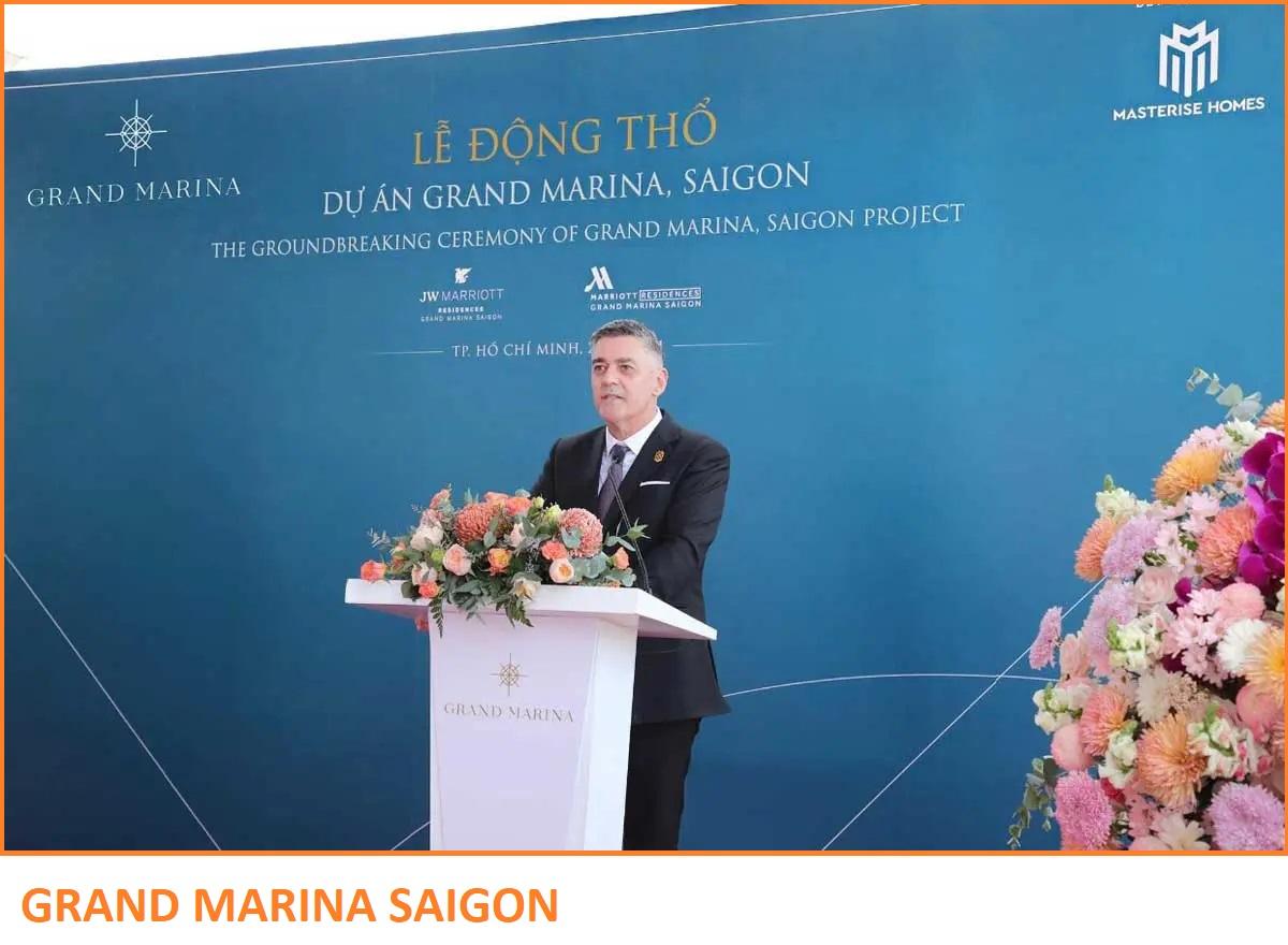 Ông Shawn Hill – Phó Chủ tịch Cấp cao Marriott International